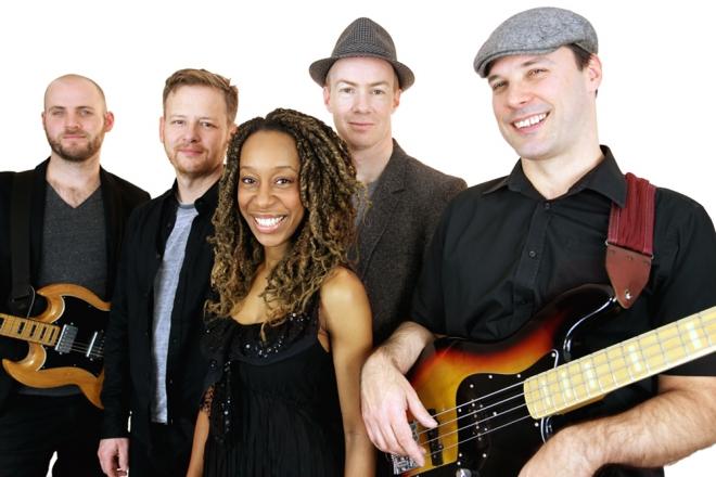Promo The Callbacks Function Band London