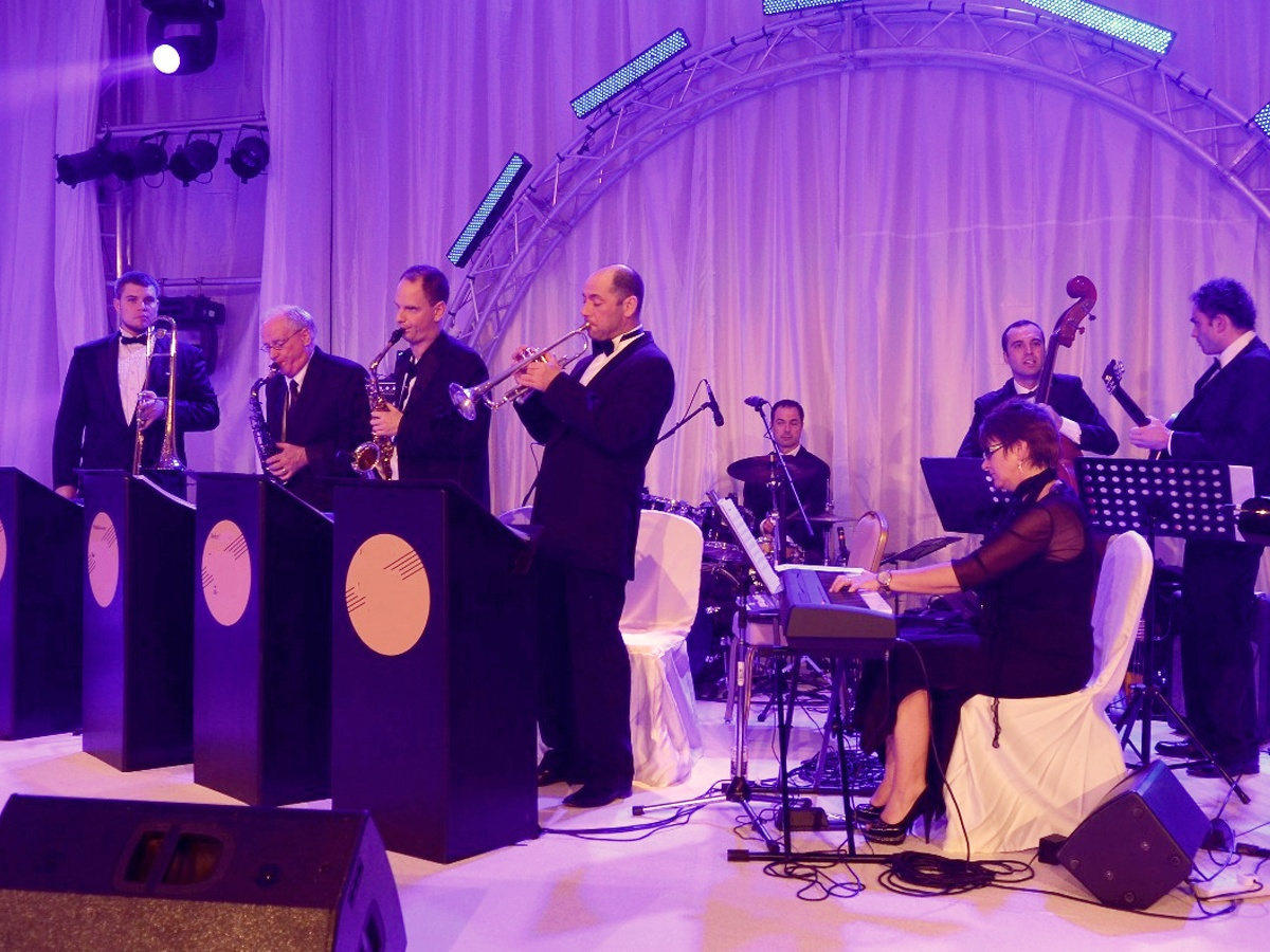 Promo The CC Big Band Big Band East Sussex