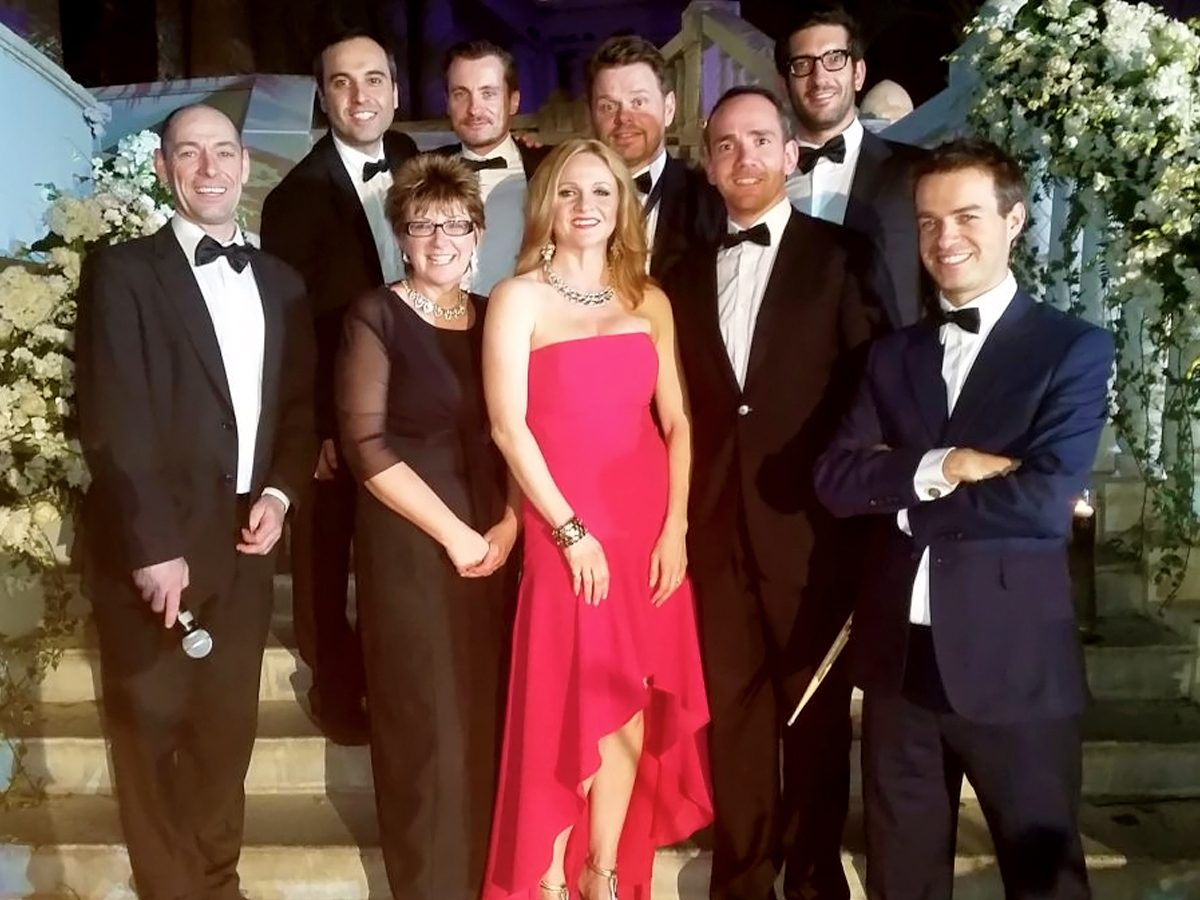 Promo The CC Big Band  East Sussex