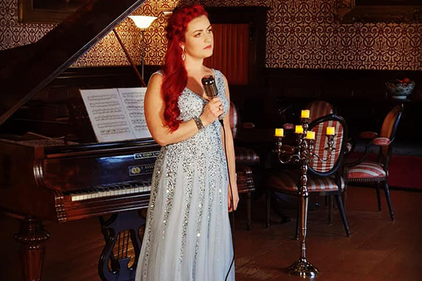 Promo The Classical Songbird Classical & Opera Singer Derbyshire