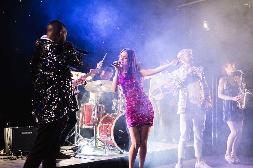 Promo The Club Party Band Hertfordshire