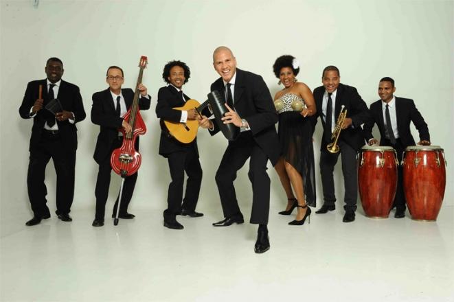 Promo The Cubanaires Authentic Cuban Son Band London