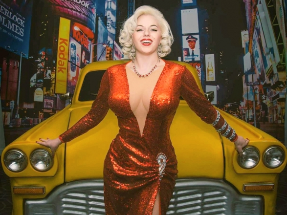 Promo The Definitive Marilyn Monroe Lookalike Essex