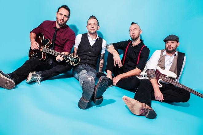 Promo The Dukes Function Band London