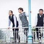 Promo The Earls Of Swing Swing/Jazz Quartet Kent