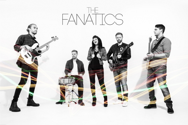 Promo The Fanatics Function Band Staffordshire
