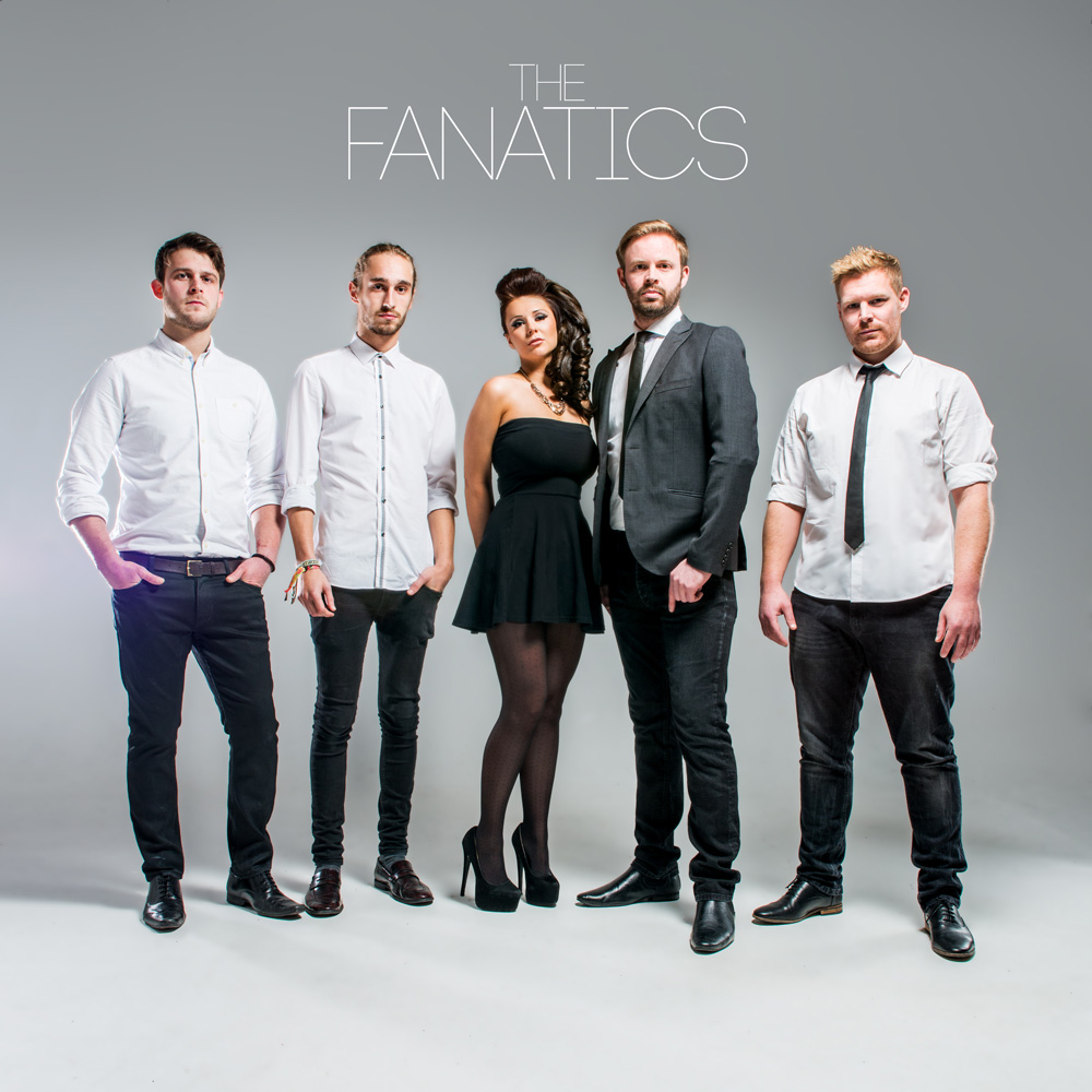 Promo The Fanatics Function Band Stoke On trent, Staffordshire