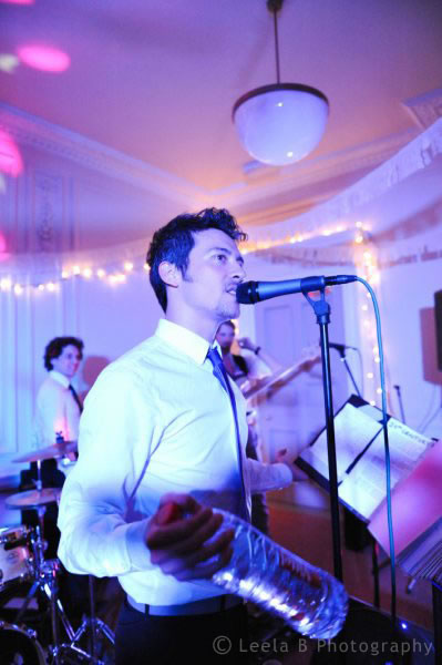 Promo The Footlights Function Band London
