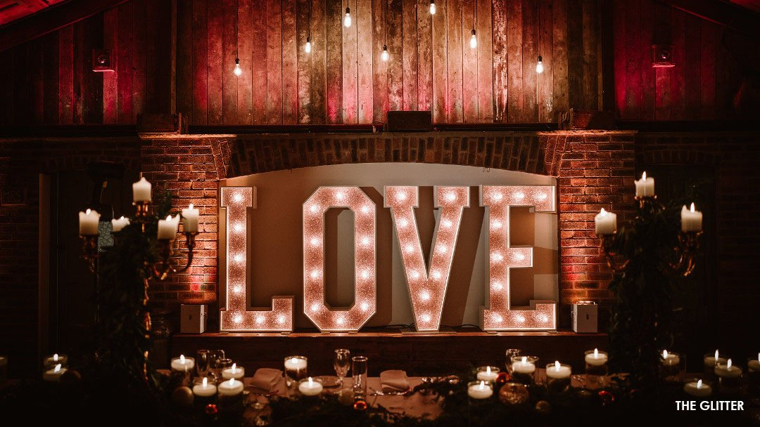 Promo Lovely Letters Light Up Letters Greater Manchester