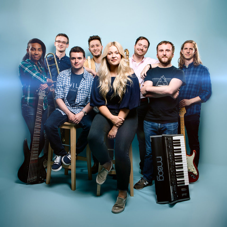 Promo The Hot Keys Exciting Pop Party Band London