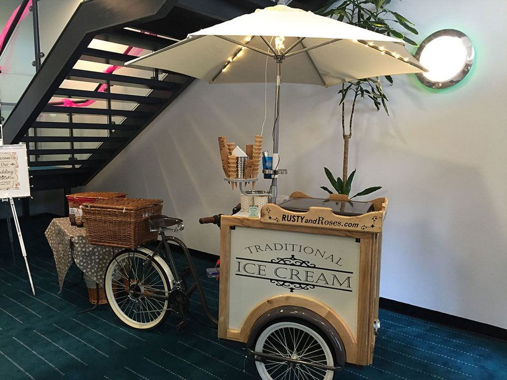 Promo The Ice Cream Parlor Ice Cream Cart Berkshire