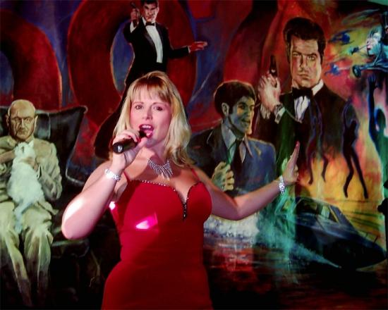 Promo The James Bond Spectacular James Bond Tribute Shropshire