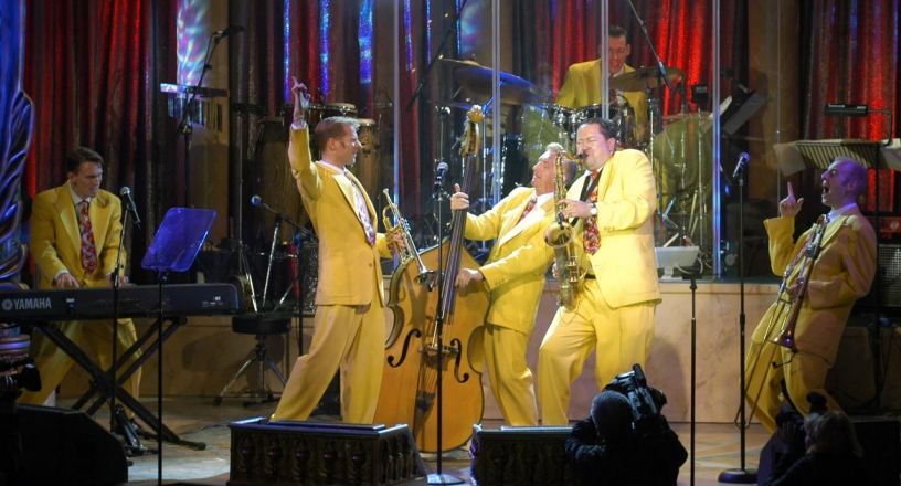 Promo The Jive Aces Rock n Roll Swing Band West Sussex