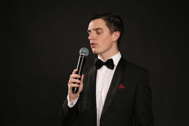 Promo The Kid Of Swing Rat Pack and Swing Singer West Midlands