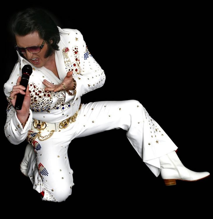 Promo (Elvis) The King Elvis Presley Tribute Act Greater Manchester
