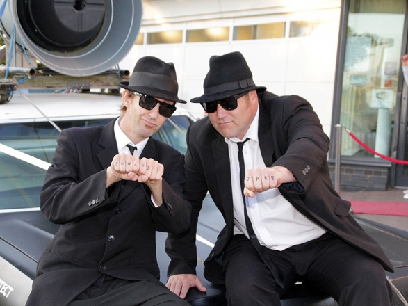 Promo (Blues Brothers) The King B Blues Brothers Blues Brothers Tribute Act Buckinghamshire