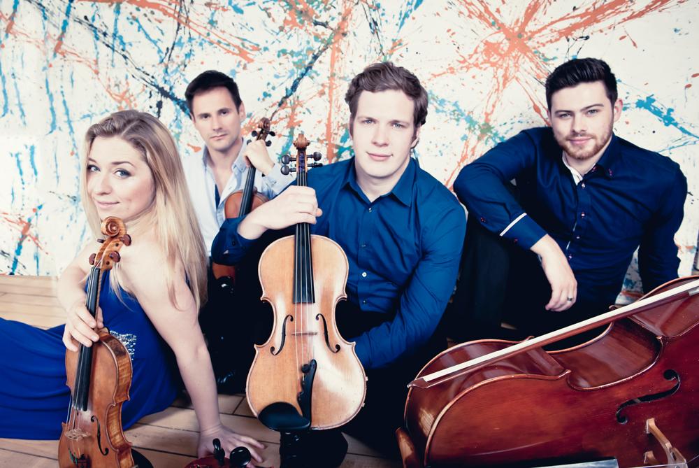 Promo The Lancashire String Quartet String Quartet Lancashire