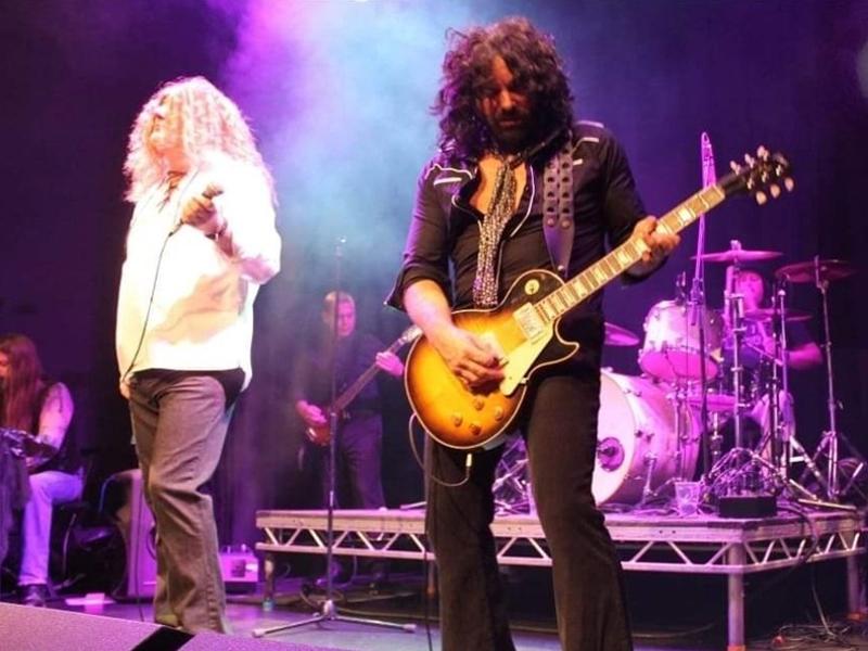 Promo (Led Zeppelin) The Led Zeppelin Experience Led Zeppelin Tribute Band Greater Manchester