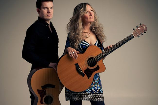 Promo The Licks Acoustic Rock and Pop Duo Staffordshire