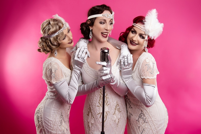 Promo The Lily Belles Vintage Vocal Group Derbyshire