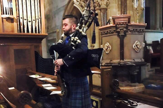 Promo The London Piper Piper London
