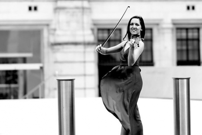 Promo The London Violinist Electric Violinist London