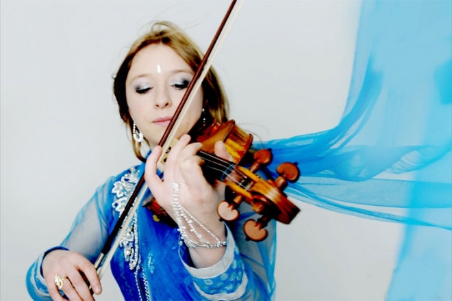 Promo The Manchester Violinist Electric Violinist Greater Manchester