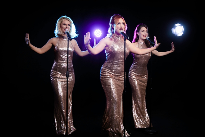 Promo The Motownettes Soul Band Greater Manchester