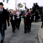 Promo The New Orleans Jazz Funeral Band Dixieland Band Hampshire