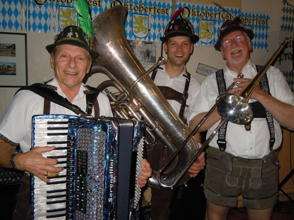 Promo The Oompah Showband Oompah Band Worcestershire