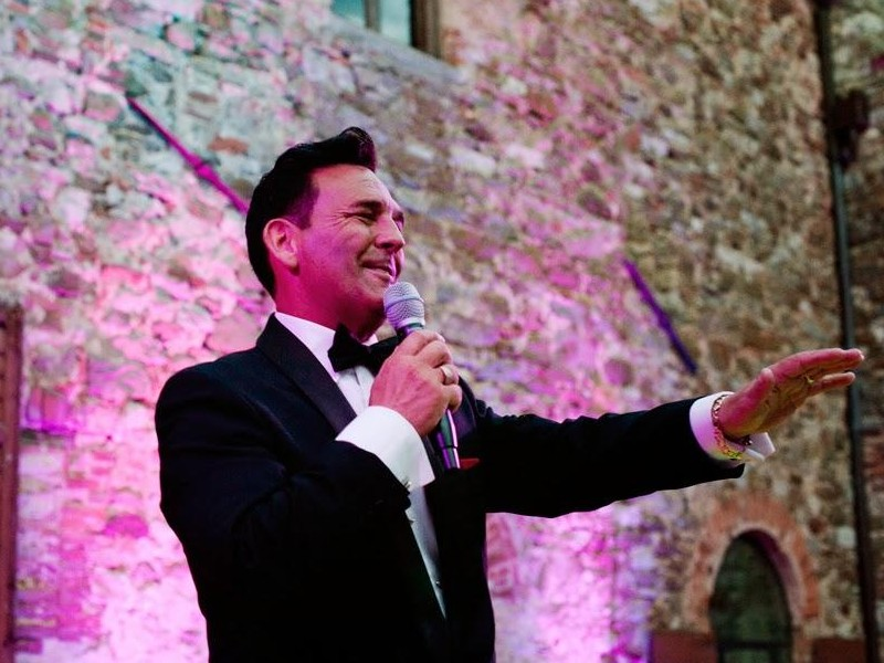 Promo The Rat Pack Jukebox Swing & Rat Pack Band West Yorkshire