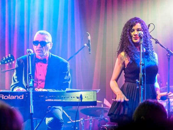 Promo (Ray Charles) The Ray Charles Band Ray Charles Tribute Merseyside
