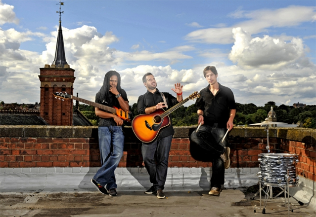Promo The Roots Acoustic Trio Acoustic Trio Nottinghamshire