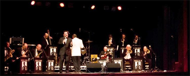 Promo The Matt Thomas Big Band Big Band Lancashire