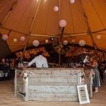 Promo The Rustic Hexagon Bar Bar Hire Derby, Derbyshire