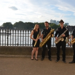 Promo The Shard Quartet Saxophone Quartet London