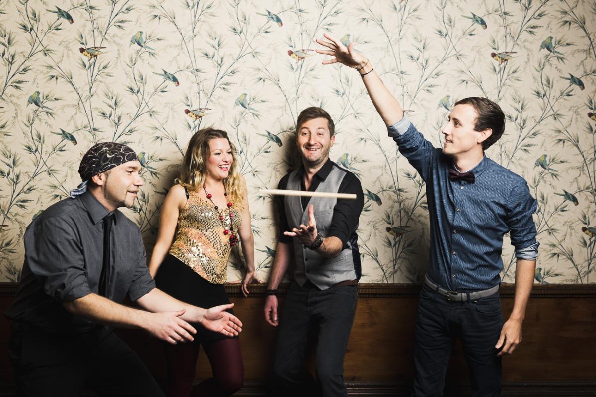Promo The Good Function Band Bristol, Somerset