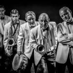 Promo The Sinatra Swingers Jazz Band Lancashire