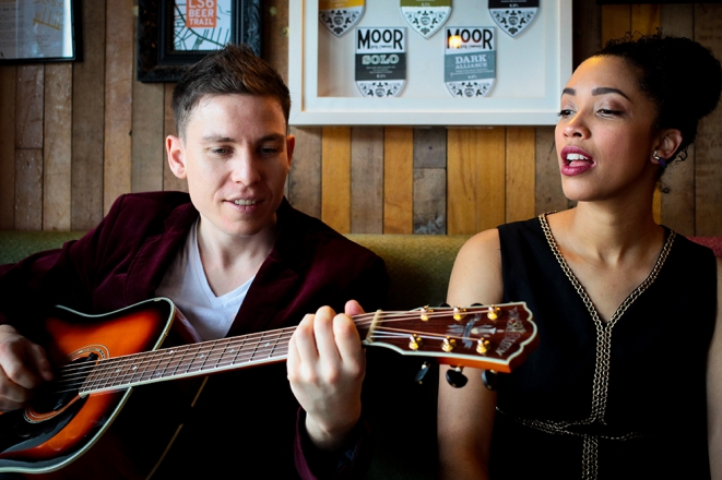 Promo The Soul Darlings Acoustic Duo West Yorkshire