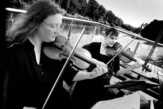 Promo The South Wales String Ensemble String Quartet Glamorgan