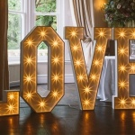 Promo Lovely Letters Light Up Letters Hale, Greater Manchester