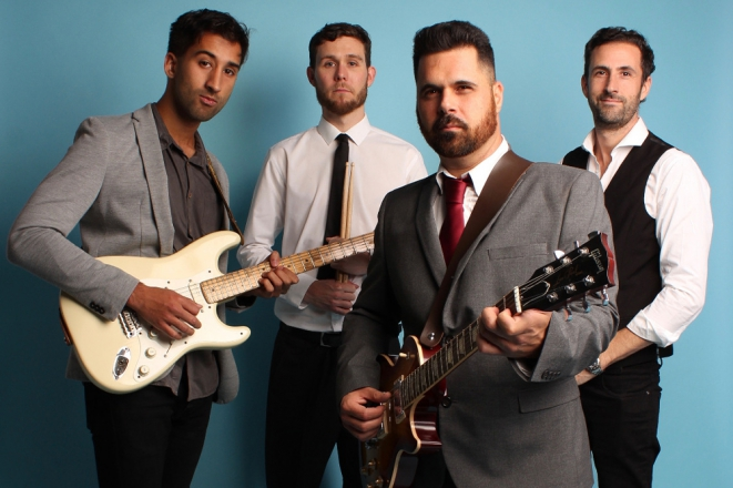 Promo The Starlights Function Band Greater Manchester