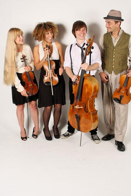 Promo The Suite String Quartet String Quartet London