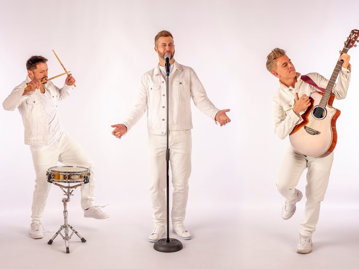 Promo The Take That Tribute Show Tribute Act West Yorkshire