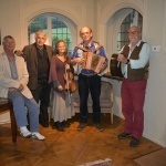 Promo The Thirty-Nine Steps Trio Ceilidh Band Somerset