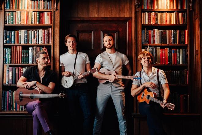 Promo The UkeBoys Ukulele Band Merseyside