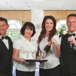 Promo The Unexpected Singing Waiters  Bristol