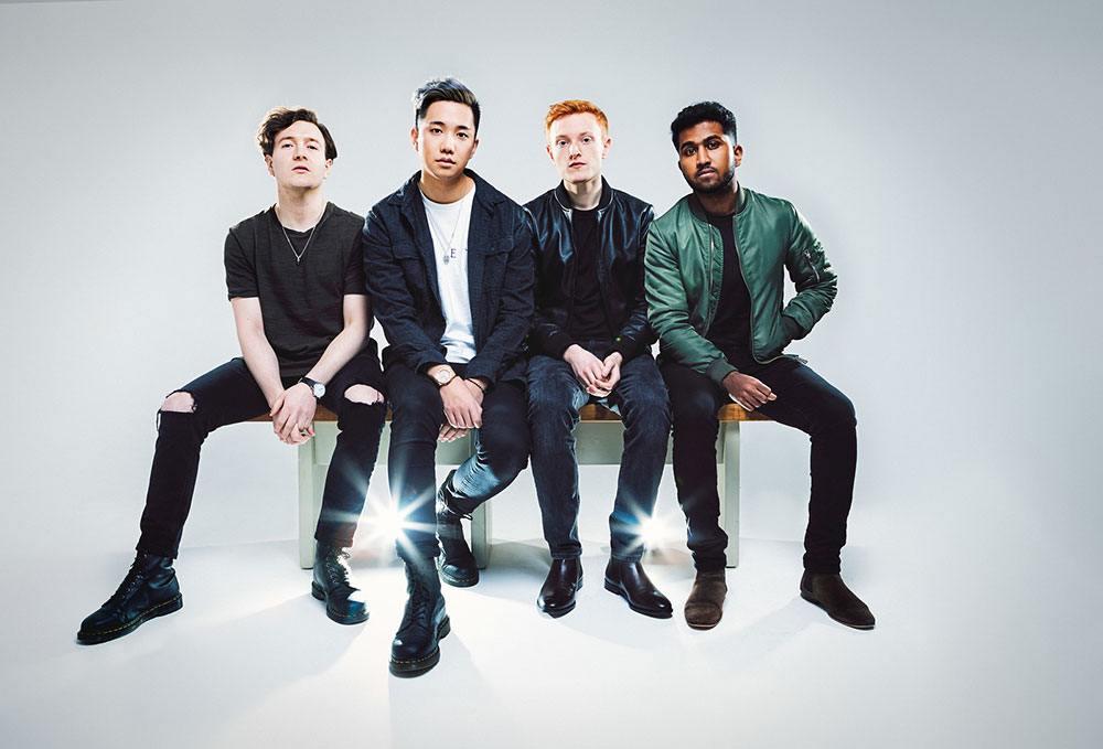 Promo The Upstarts Function Band Lancashire