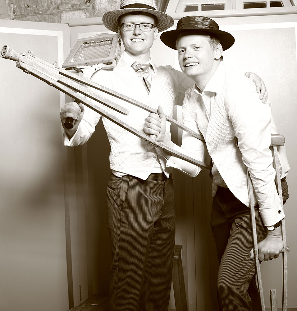 Promo The Vintage Photo Booth Photo Booth Warwickshire