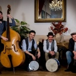 Promo The Wanderful Four Acoustic Band London